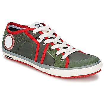 Chaussures Homme Baskets basses Diesel Basket Diesel KAKI