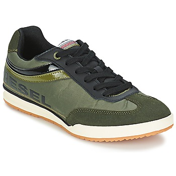 Chaussures Air max tnHomme Baskets basses Diesel Basket Diesel KAKI