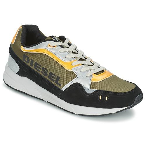Diesel Basket Diesel KAKI - Chaussure pas cher avec Shoes.fr ... 13cf05d79628