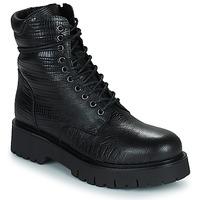 Chaussures Femme Boots Sweet Lemon DANN Noir