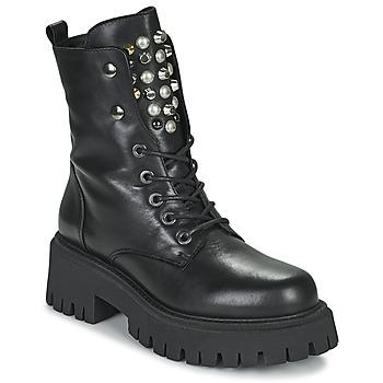 Chaussures Femme Boots Sweet Lemon DONATE Noir