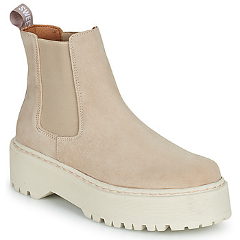 Chaussures Femme Boots Sweet Lemon NYMA Beige