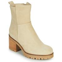 Chaussures Femme Boots Sweet Lemon PIABLO Beige