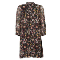 Vêtements Femme Robes courtes Ikks BOTELA Noir