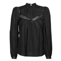 Vêtements Femme Chemises / Chemisiers Ikks CHANFE Noir