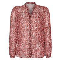 Vêtements Femme Chemises / Chemisiers Ikks POULIO Rouge