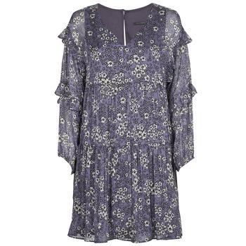 Vêtements Femme Robes courtes Ikks FRENNU Bleu