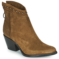 Chaussures Femme Bottines Mjus TEP Taupe