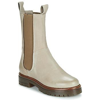 Chaussures Femme Boots Mjus DOBLE CHELS Beige