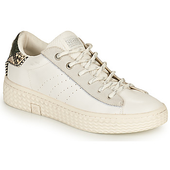 Chaussures Femme Baskets basses Palladium Manufacture TEMPO 04 SYN Blanc
