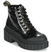 Chaussures Femme Boots No Name KROSS LOW BOOTS Noir