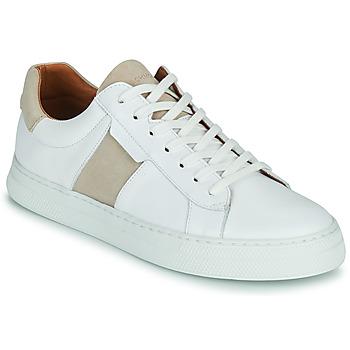 Chaussures Homme Baskets basses Schmoove SPARK GANG Blanc