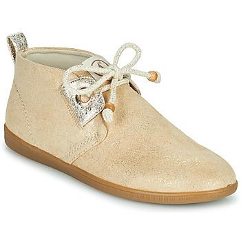 Chaussures Femme Baskets montantes Armistice STONE MID CUT W Beige
