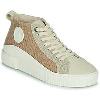 Chaussures Femme Baskets montantes Armistice FOXY MID LACE W Beige