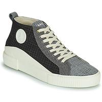 Chaussures Homme Baskets montantes Armistice FOXY MID LACE M Noir