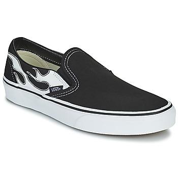 Chaussures Slip ons Vans CLASSIC SLIP ON Noir