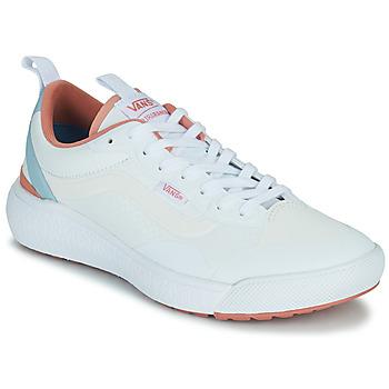 Chaussures Femme Baskets basses Vans ULTRARANGE EXO Blanc / Rose / Bleu
