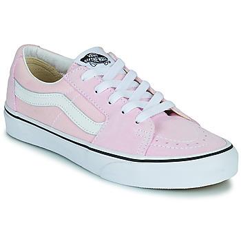 Chaussures Femme Baskets basses Vans SK8-LOW Rose