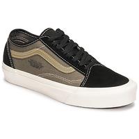 Chaussures Baskets basses Vans OLD SKOOL TAPERED Noir / Vert