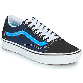 Chaussures Baskets basses Vans COMFYCUSH OLD SKOOL Noir / Bleu
