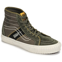 Chaussures Homme Baskets montantes Vans SK8-HI GYM ISSUE Kaki