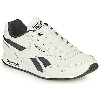 Chaussures Garçon Baskets basses Reebok Classic REEBOK ROYAL CLJOG Blanc / Noir