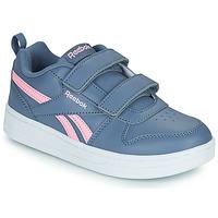 Chaussures Fille Baskets basses Reebok Classic REEBOK ROYAL PRIME Marine / Rose