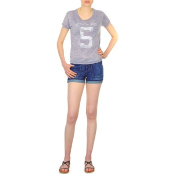Vêtements Femme Shorts / Bermudas School Rag SAILOR COMFORT Bleu