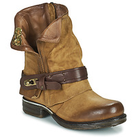 Chaussures Femme Boots Airstep / A.S.98 SAINT BIKE Camel