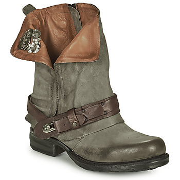 Chaussures Femme Boots Airstep / A.S.98 SAINT BIKE Gris