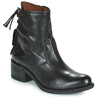 Chaussures Femme Boots Airstep / A.S.98 OPEA LACE Noir