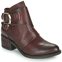 Chaussures Femme Boots Airstep / A.S.98 OPEA LOW Bordeaux
