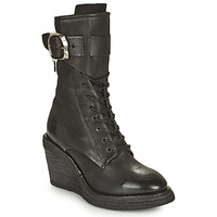 Chaussures Femme Bottines Airstep / A.S.98 TALL Noir