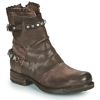 Chaussures Femme Boots Airstep / A.S.98 SAINT 14 Marron