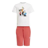 Vêtements Enfant Ensembles enfant adidas Originals BONNUR Multicolore