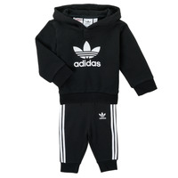 Vêtements Enfant Ensembles enfant adidas Originals TROPLA Noir