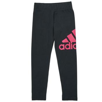 Vêtements Fille Leggings adidas Performance MARIONA Noir