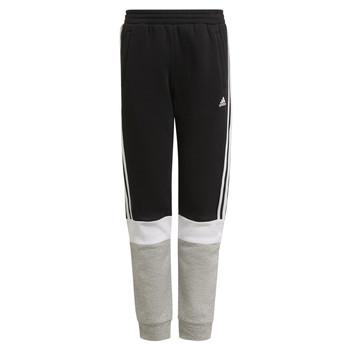Vêtements Garçon Pantalons de survêtement adidas Performance KATELINA Noir / Gris