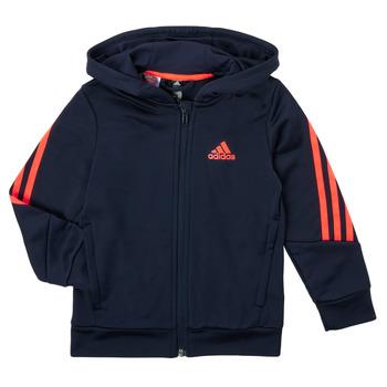 Vêtements Garçon Sweats adidas Performance HOODIZ Marine