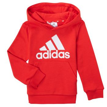 Vêtements Garçon Sweats adidas Performance GENIZA Rouge