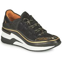 Chaussures Femme Baskets basses Mam'Zelle VANIO Noir