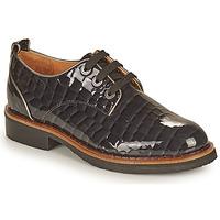 Chaussures Femme Derbies Mam'Zelle JAVA Noir