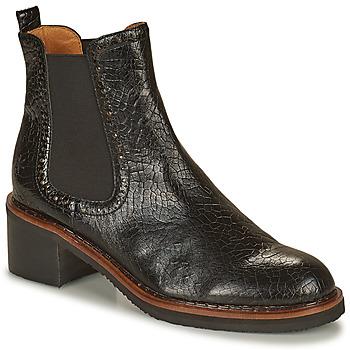 Chaussures Femme Boots Mam'Zelle GRADO Noir