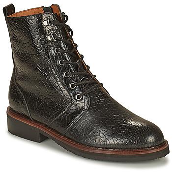 Chaussures Femme Boots Mam'Zelle JILA Noir