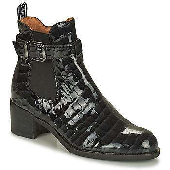 Chaussures Femme Boots Mam'Zelle LOPEZ Noir