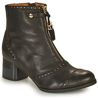 Chaussures Femme Bottines Mam'Zelle MALO Noir