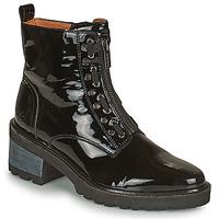 Chaussures Femme Boots Mam'Zelle QUITO Noir