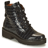 Chaussures Femme Boots Mam'Zelle RANGI Noir