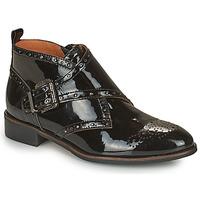 Chaussures Femme Boots Mam'Zelle SANTANA Noir