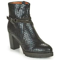 Chaussures Femme Bottines Mam'Zelle UGA Noir